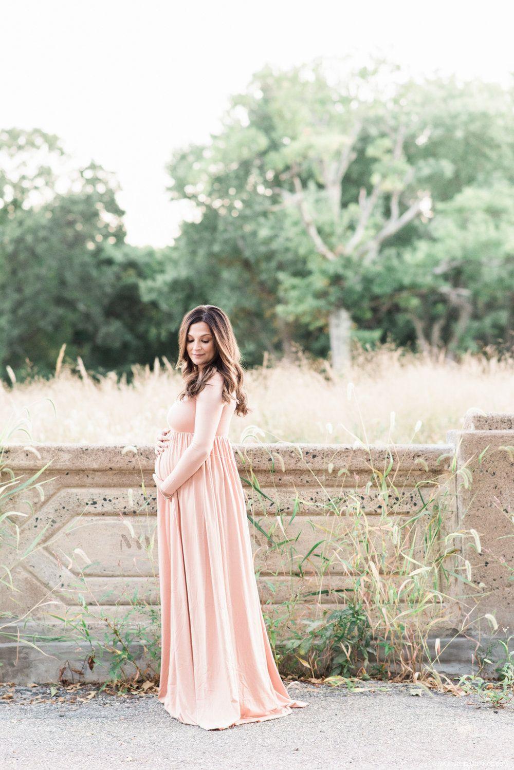Maternity Film Fine Art Photographer | Maternity Boho Dress by Rachel Pally | Belly Chain by Goldfish in NYC