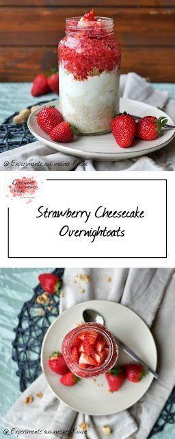 Strawberry cheesecake ono  Blogger Rezepte  Die besten deutschsprachigen FoodBlogger