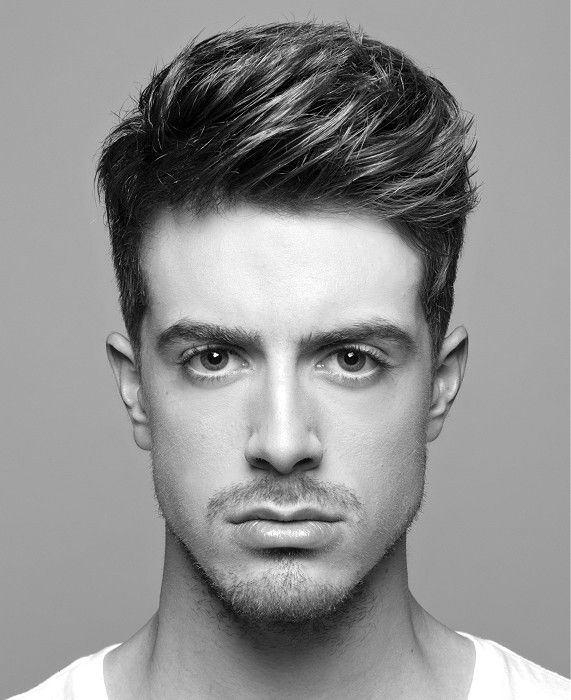 Astonishing 1000 Images About Men39S Hairstyle On Pinterest Short Hairstyles Hairstyles For Women Draintrainus