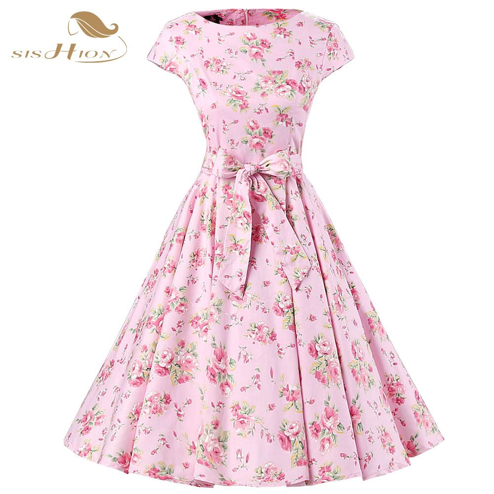 Pin de Tharun en Aliexpress Women Dress | Pinterest | Rockabilly ...