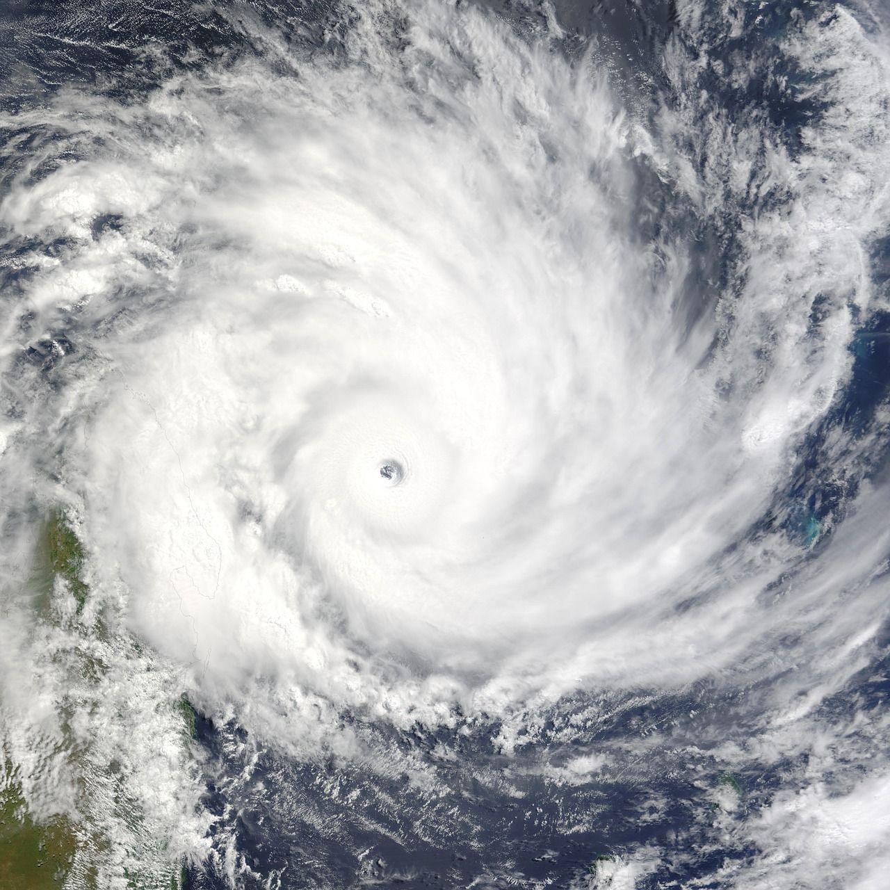 Free Image On Pixabay Cyclone Hurricane Gafilo Hurricane Storm Extreme Weather Climate Change