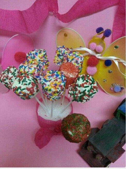 Vivian c marshmallow Pops