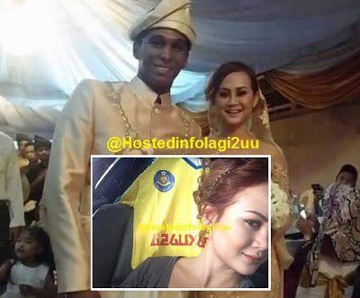 Gambar Foto Pramugari Jelita Menantu Zainal Abidin Hassan Yang Mengujakan Anak Kepada Jurulatih