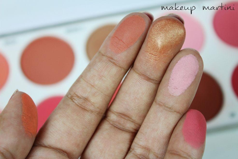 Cream Blusher Palette by kryolan #8
