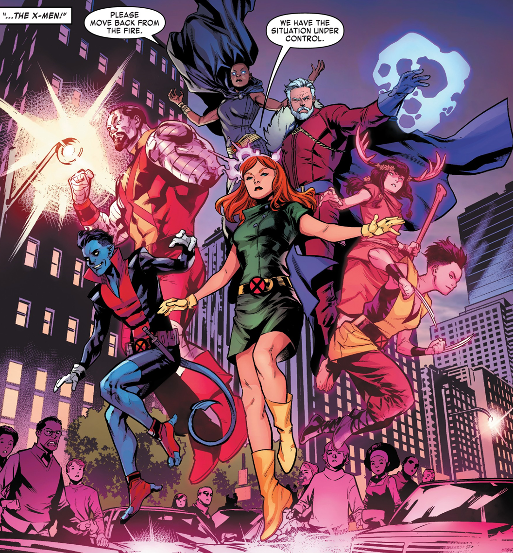 Mutant Sovereignty Comic Book Layout Comic Books Art X Men