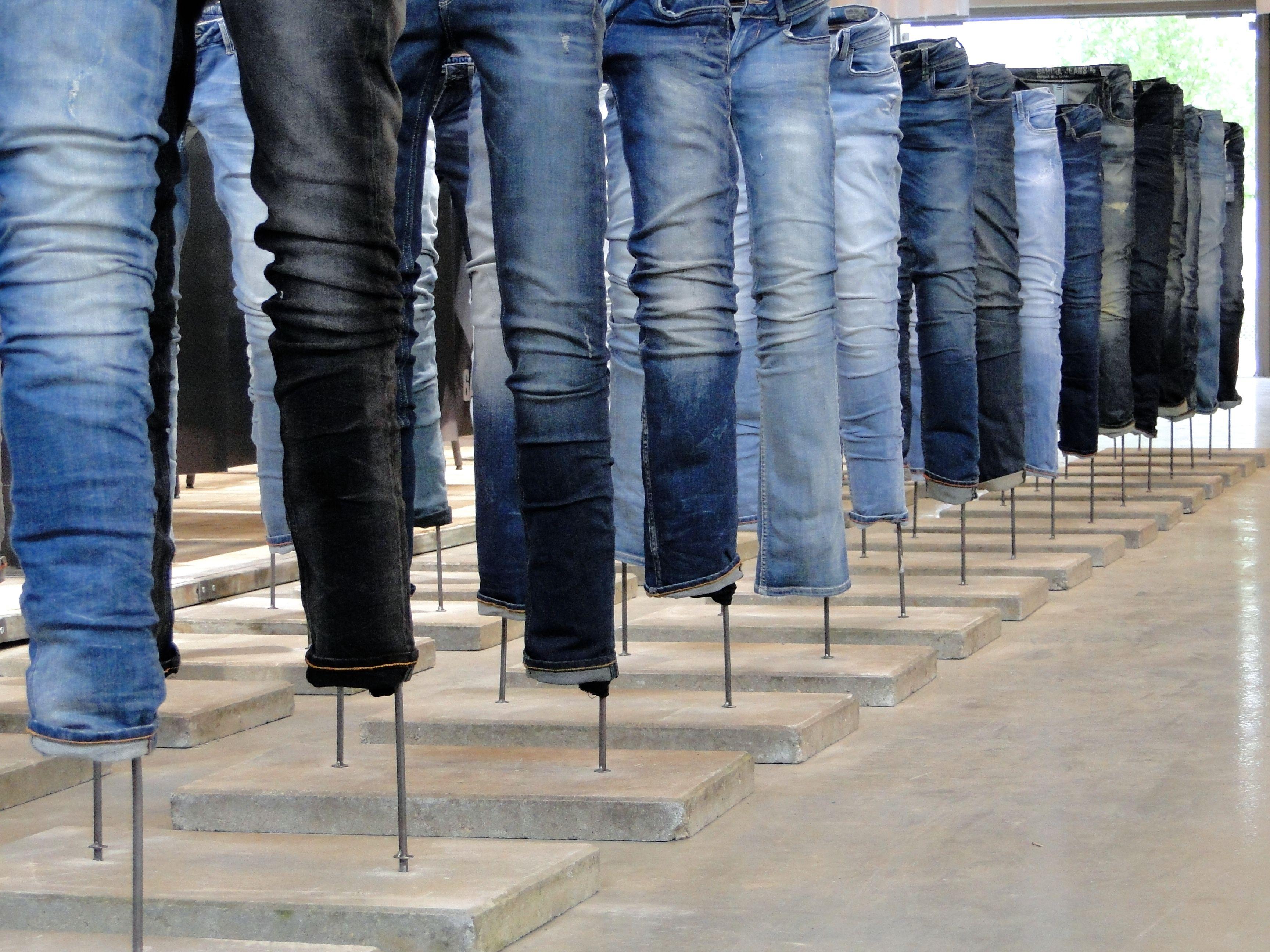 Garcia Jeans, retail design, interior design, booth, fair, CIFF Copenhagen, concept, design, production, installation, visual merchandising #denim