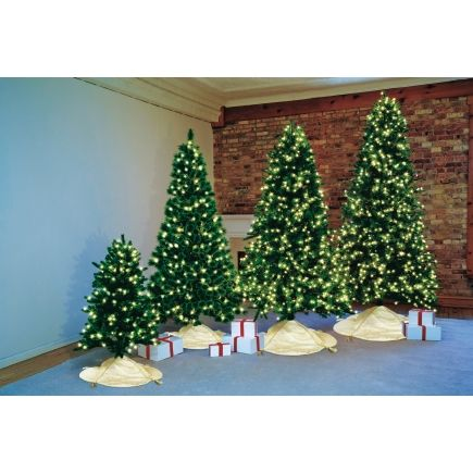 Arcadia 7 1 2 Ft Prelit Cashmere Memory Wire Tree Melo510032ace10 Christmas Trees Holiday Decor Tree Christmas Tree