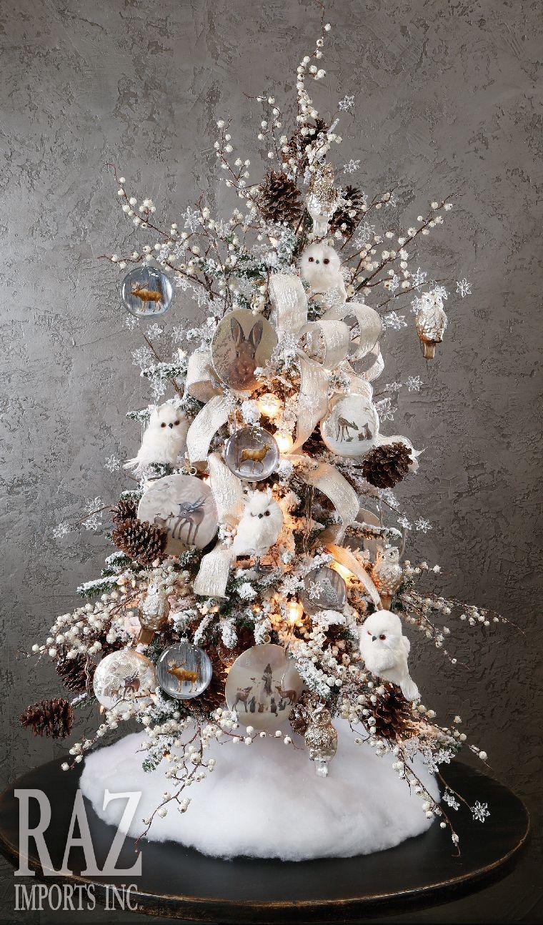 Decoracion de arboles de navidad alternativos arbol - Decoracion navidad moderna ...