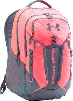 pink under armour backpack