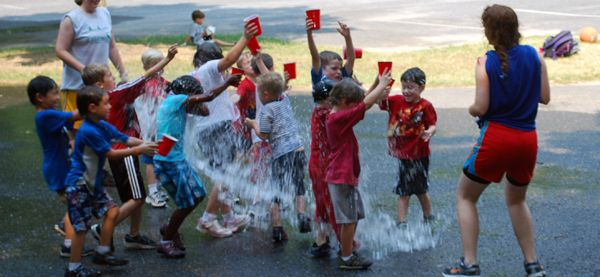 Summer Day Camp At Quiet Waters Park Join The Fun Summer Day Camp Day Camp Summer Days