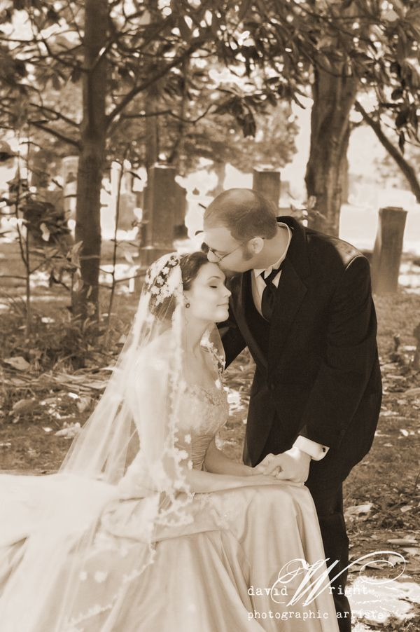 Romantic Wedding In A Cemetery Corpse Bride Wedding Bride Pictures Rustic Wedding Photos