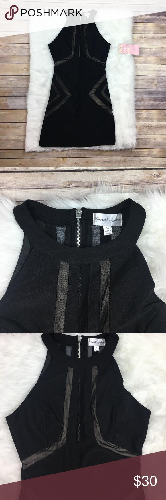 Emerald sundae black sheer dress emerald sundae sheer black dress