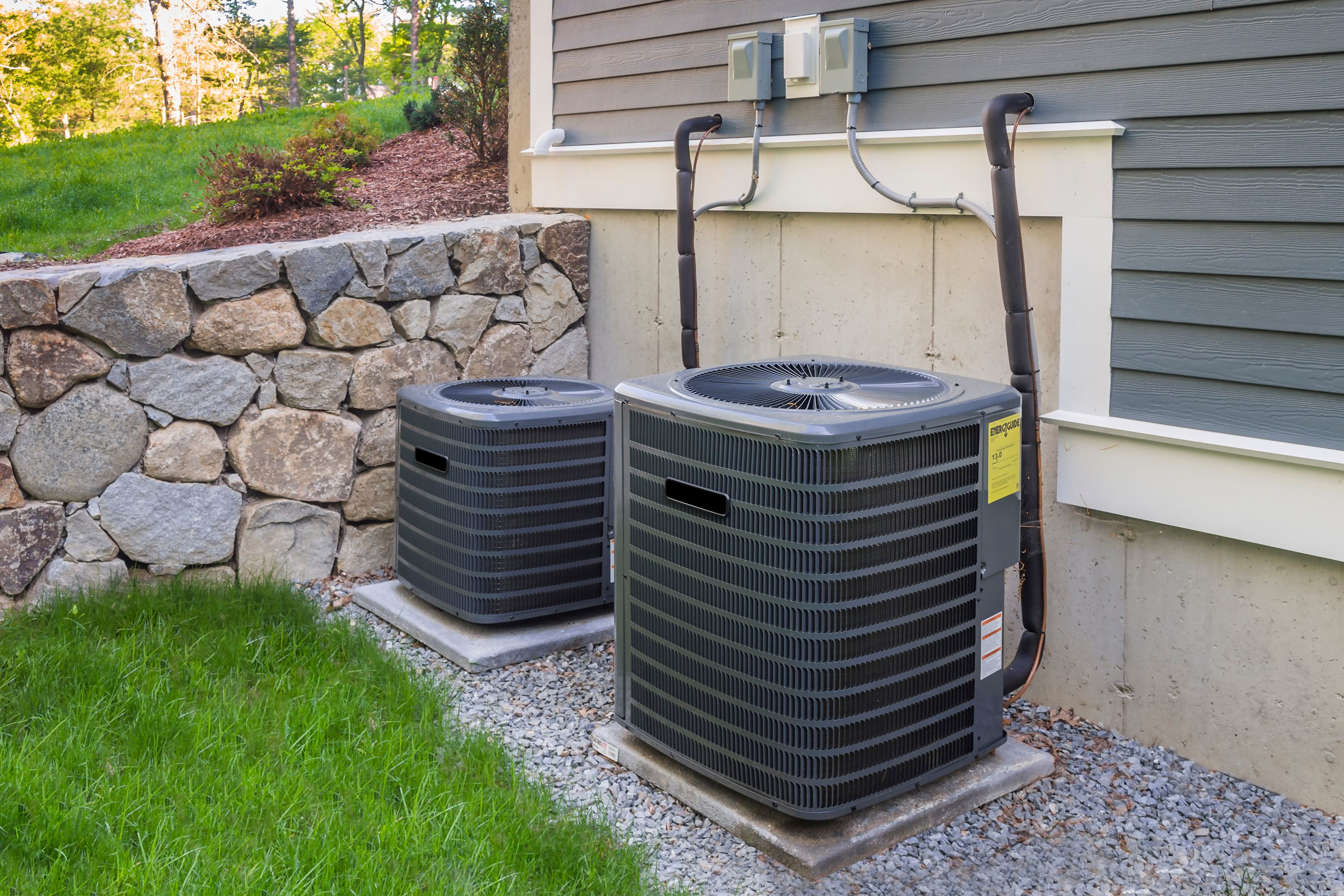 How to install central air conditioning in 2020 air