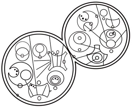 """""""We're all stories in the end. Just make it a good one."""" Gallifreyan"""