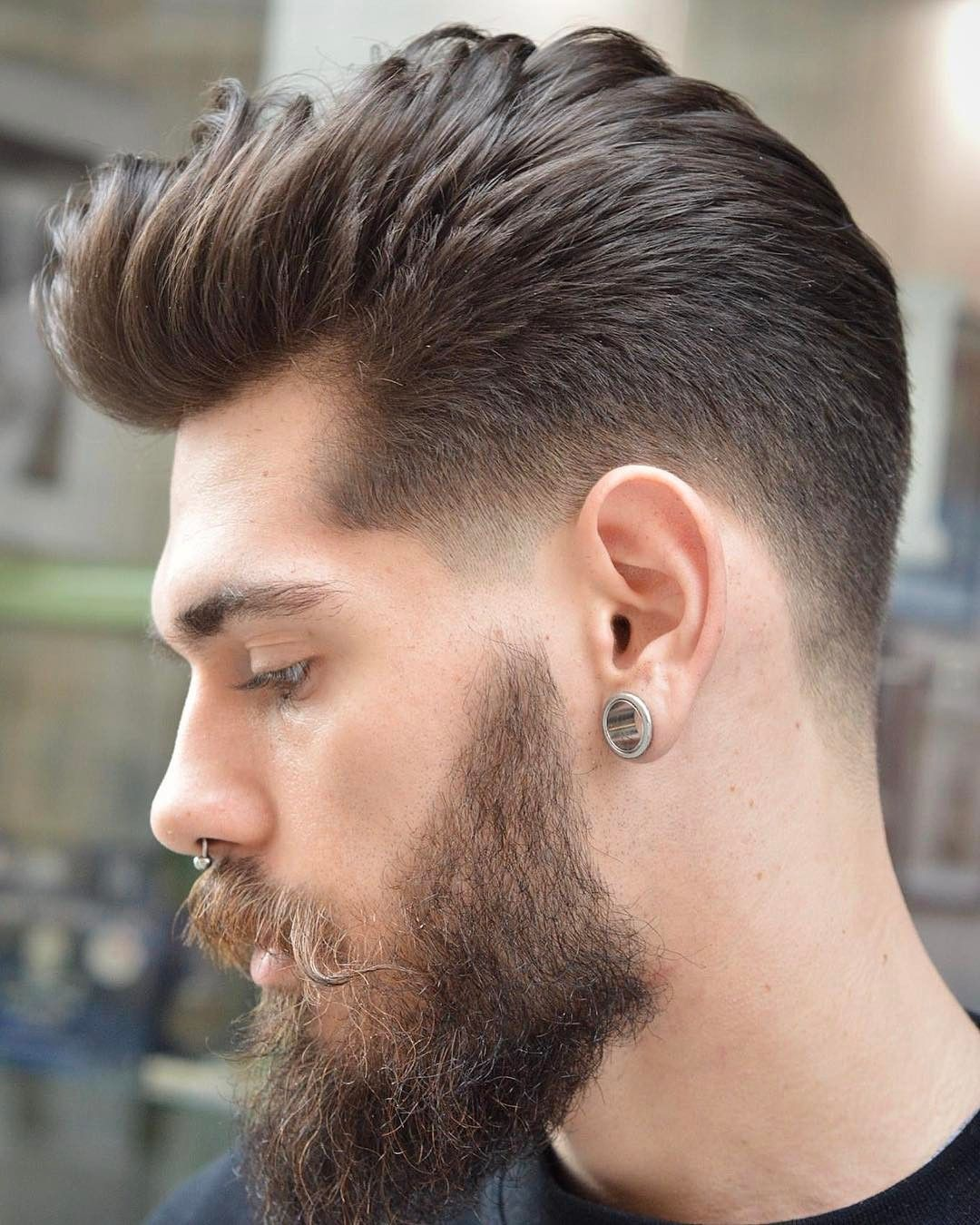 Men's blowout haircut nice  stunning blowout haircut ideas for men  trendy inspiration