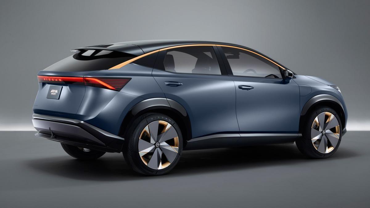 Nissan Ariya In 2020 Concept Car Interior Concept Car Design Nissan