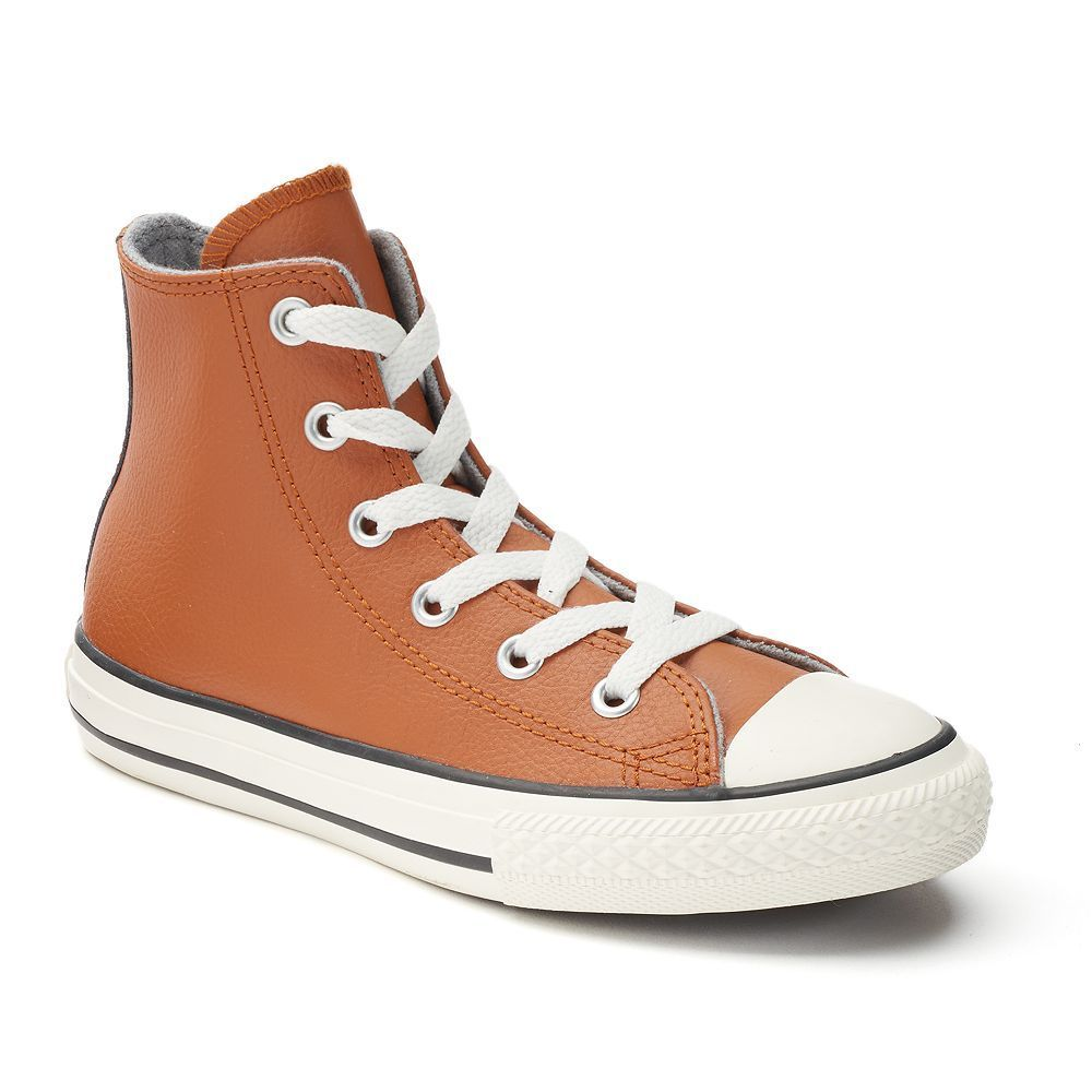 85b1b71ed4cc44 Kid s Converse Chuck Taylor All Star Leather   Wool High-Top Sneakers