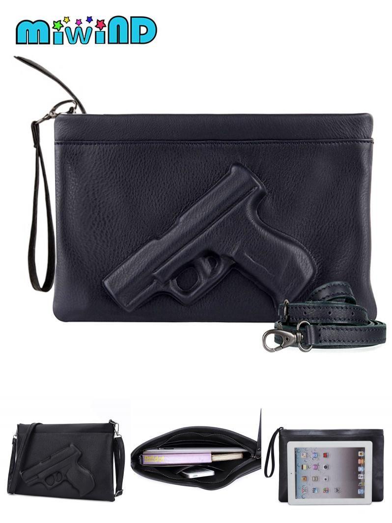 ff9e55cbfa  Visit to Buy  Brand Women s Messenger Bags Shoulder Handbags Fashion Clutches  3D Print Leather