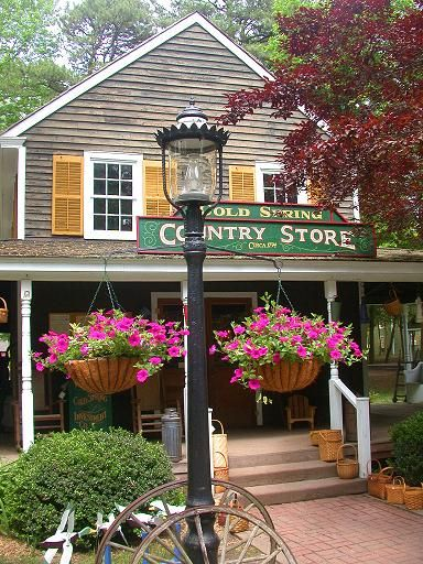 Country Store...