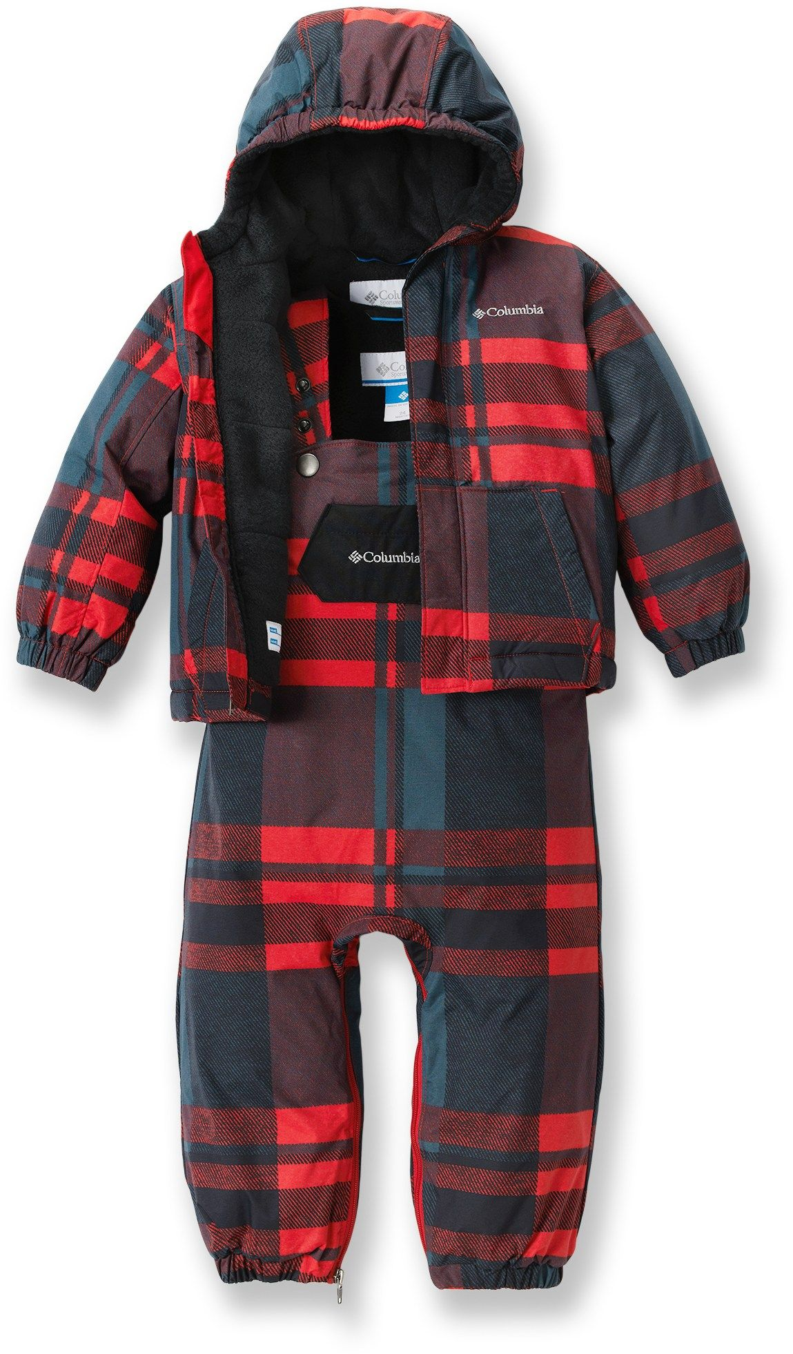 Columbia First Snow Snowsuit Set Infant Boys Free Shipping at