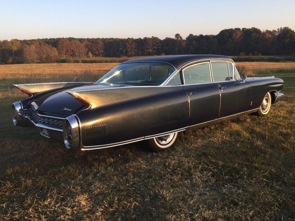 Pin On Cadillac Fleetwood 1950 1960