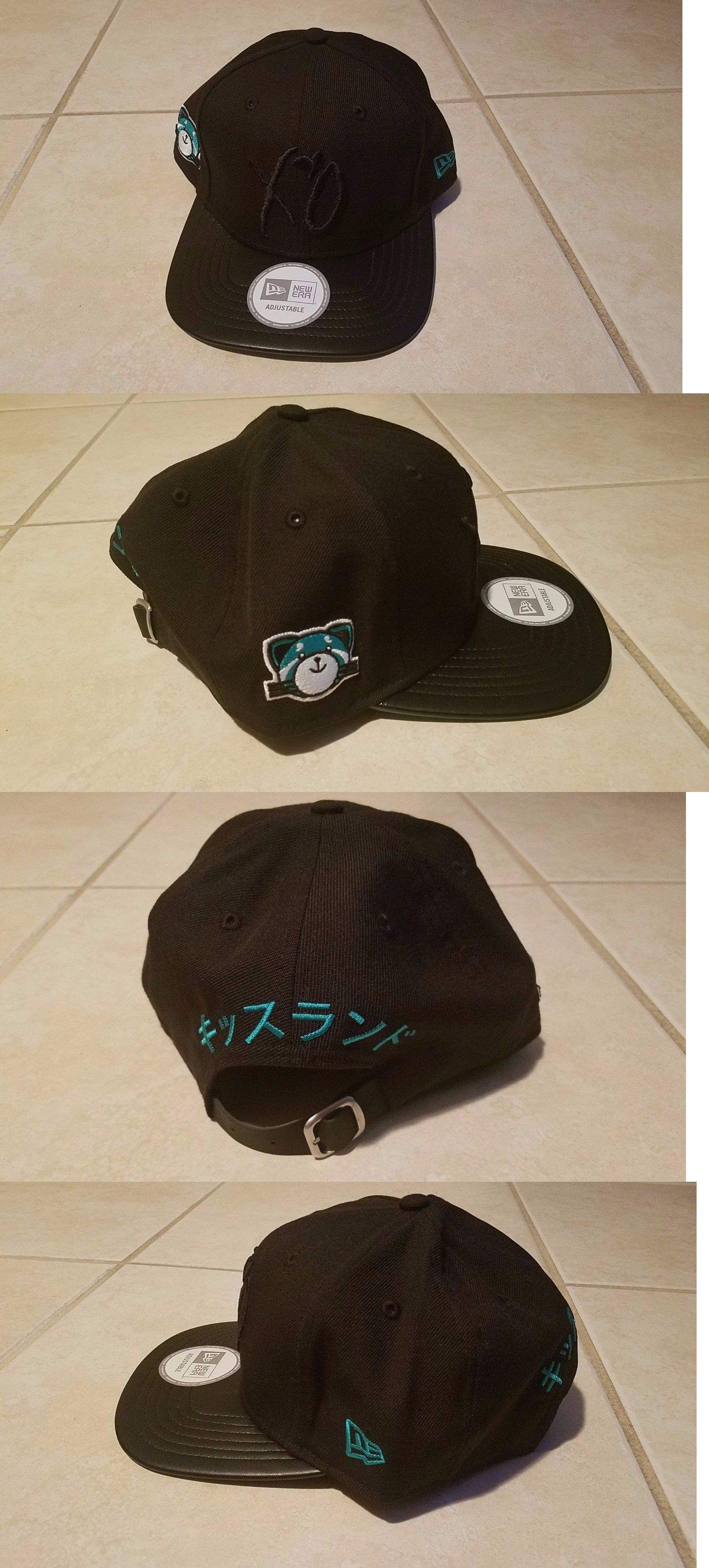 c404f367241 Hats 163543  The Weeknd 2013 Kissland Tour New Era Strapback Hat Limited  Edition Xo Kiss Land -  BUY IT NOW ONLY   119.95 on eBay!