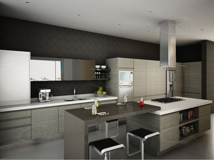 Resultado de imagen para cocinas integrales modernas - cocinas integrales modernas