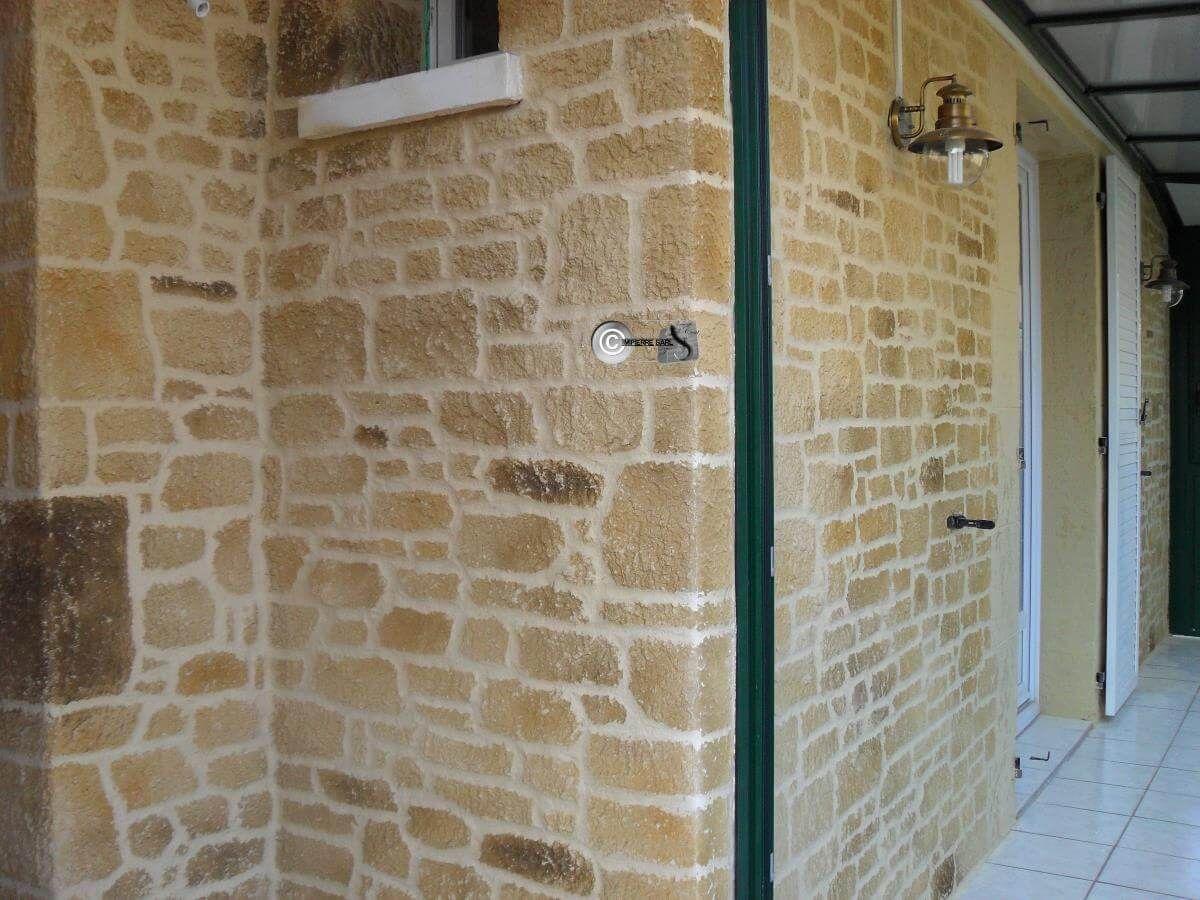 R novation d 39 une entr e et d 39 un int rieur de v randa en - Parement mur interieur ...