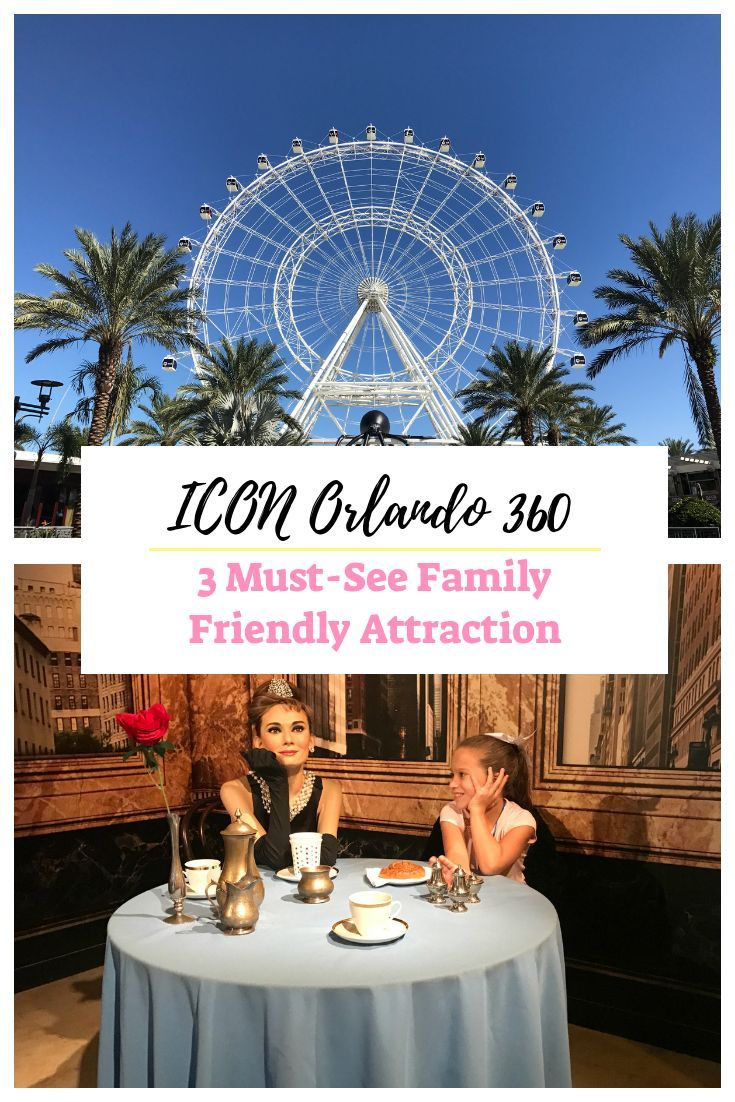 I Drive 360 a MustSee Attraction in Orlando Now The