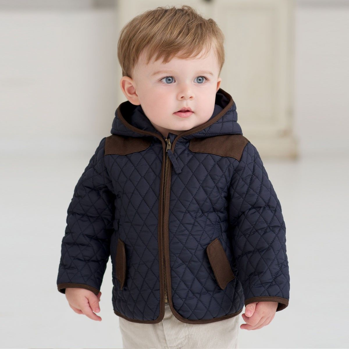 Winter Jacket With Hood Coats And Jackets Baby Boys By Dave