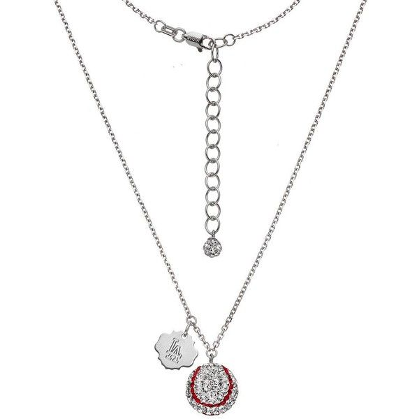 Pandora Jewelry Los Angeles: Los Angeles Dodgers Crystal Sterling Silver Baseball