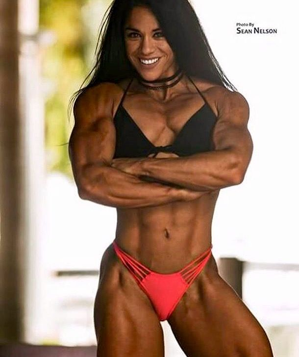 Ripped Babe Fit Gals Pinterest Muscles Muscle Girls