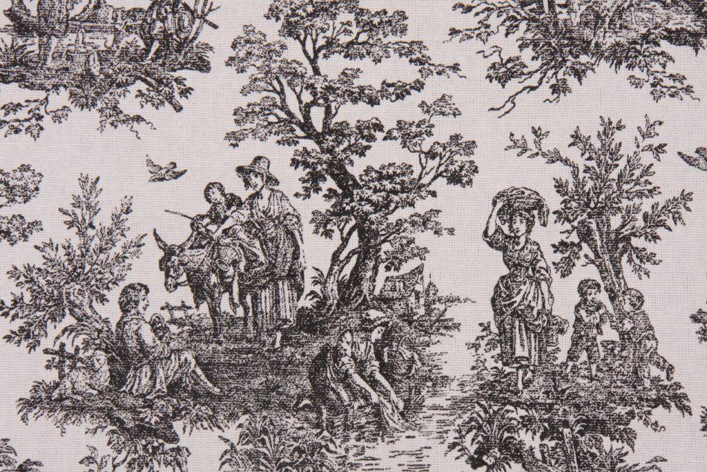 Premier Prints Jamestown Toile Printed