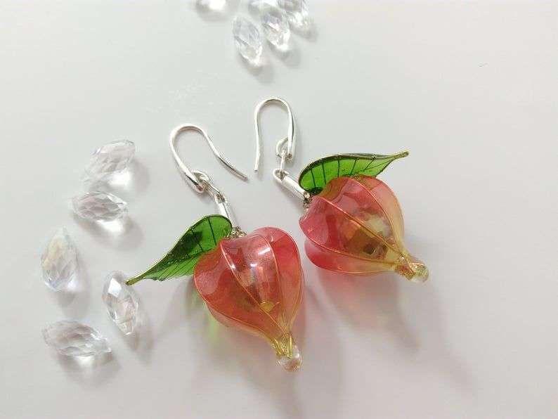 Pin On Glass Jewels