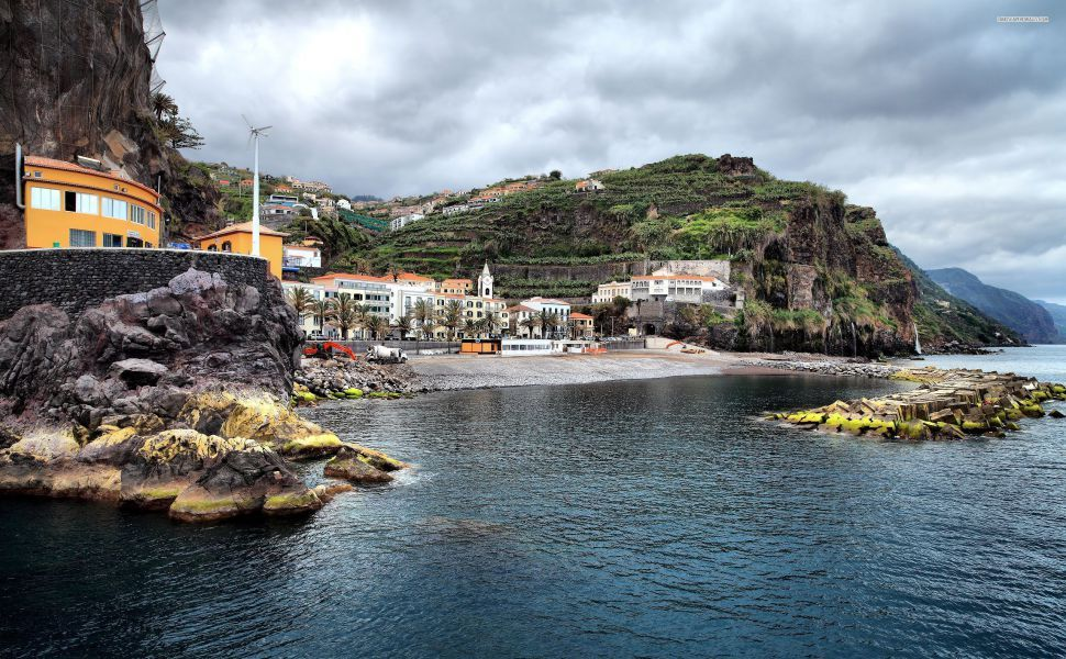 Madeira Island HD Wallpaper