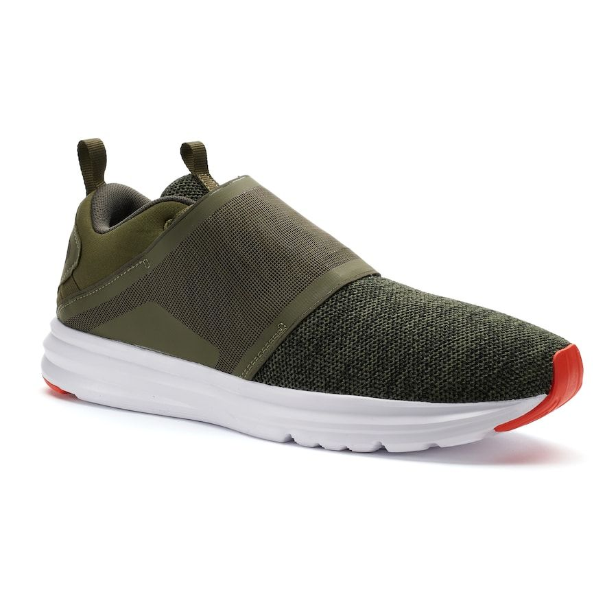 ffd9c28cea9 PUMA Enzo Strap Knit Men s Sneakers