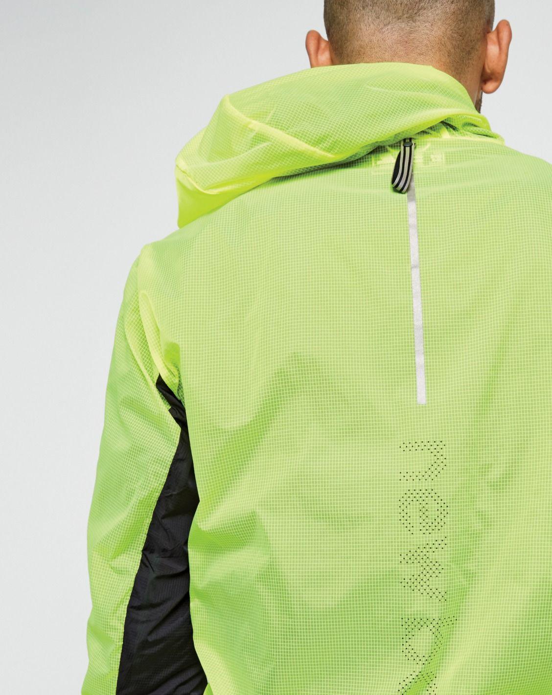 New Balance For J Crew Men S Lightweight Packable Jacket Menswear