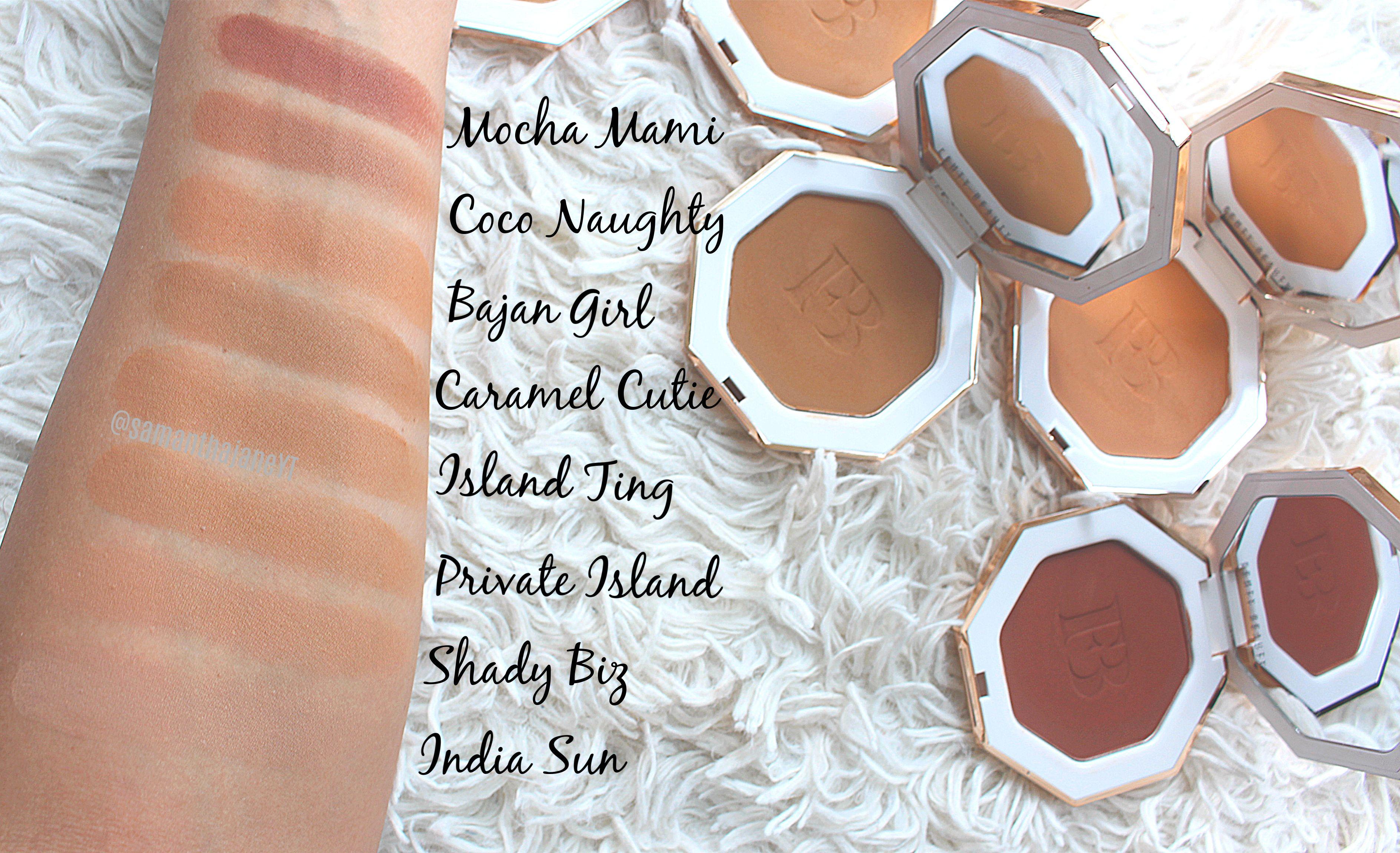 Sun Stalk'r Instant Warmth Bronzer by Fenty Beauty #9