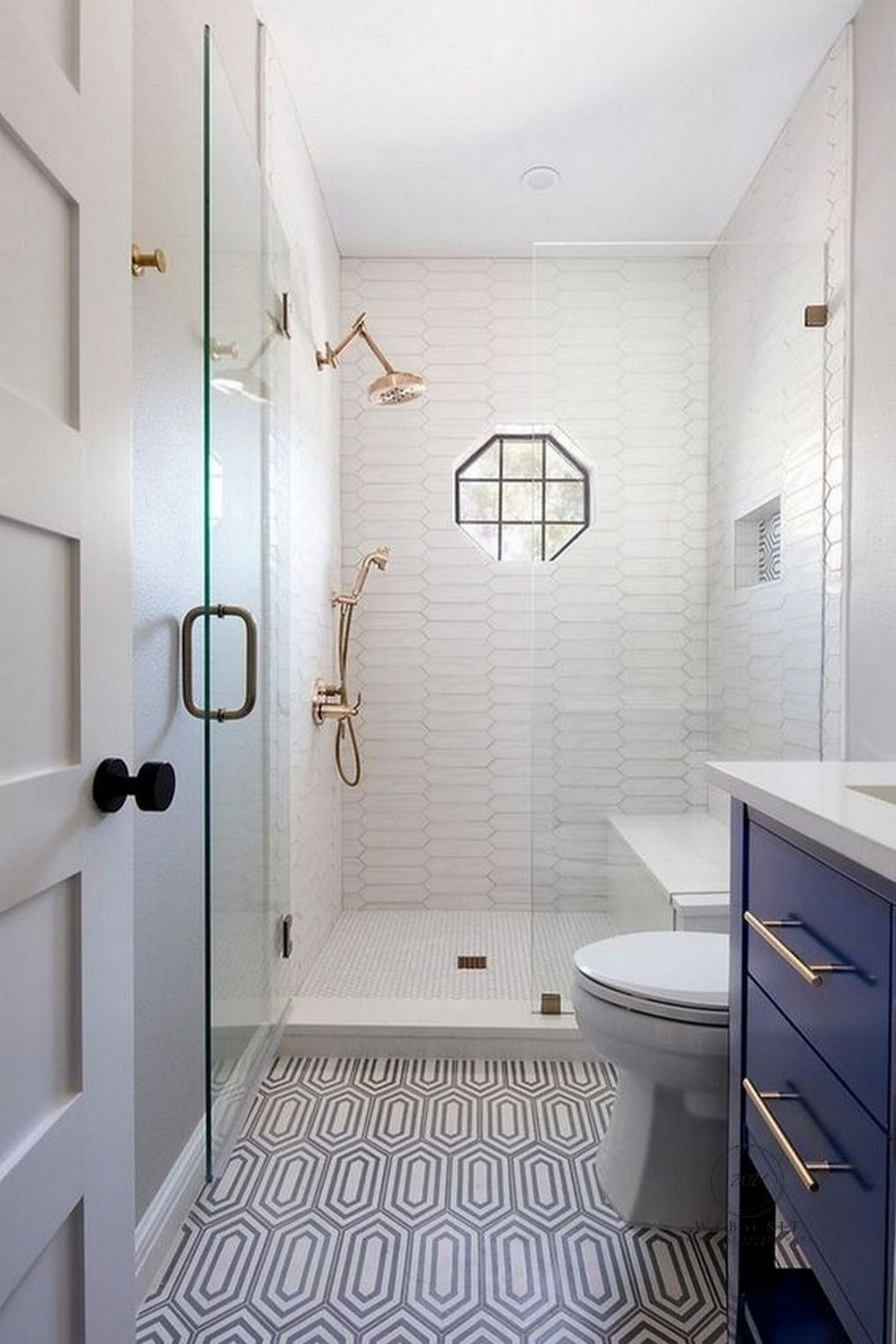 Diy Bathroom Transformation Incredible Before And After Makeover Alexandra Beuter You Diy Bathroom Remodel Bathroom Renovation Diy Bathroom Transformation