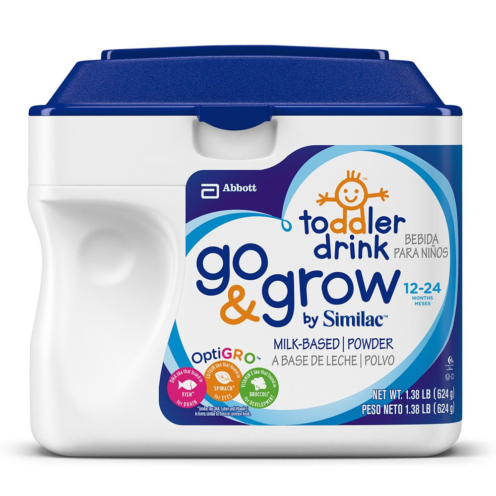 Similac Go Grow Stage 3 For Helping Balance Toddler S Diet Now That Your Baby Is Growing Bigger And Eating More Tabl Similac Baby Formula Baby Food Recipes