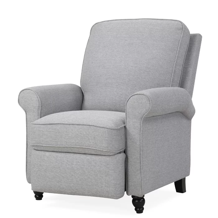 Leni Manual Recliner In 2020 Furniture Recliner Reclining Armchair