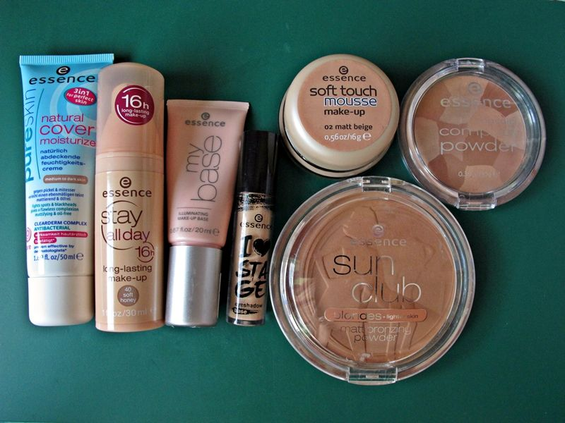 maquillage e essence