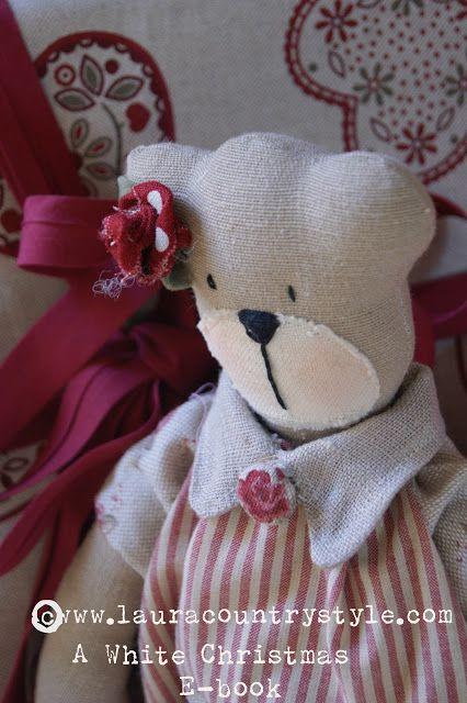 Un orsetto da coccolare