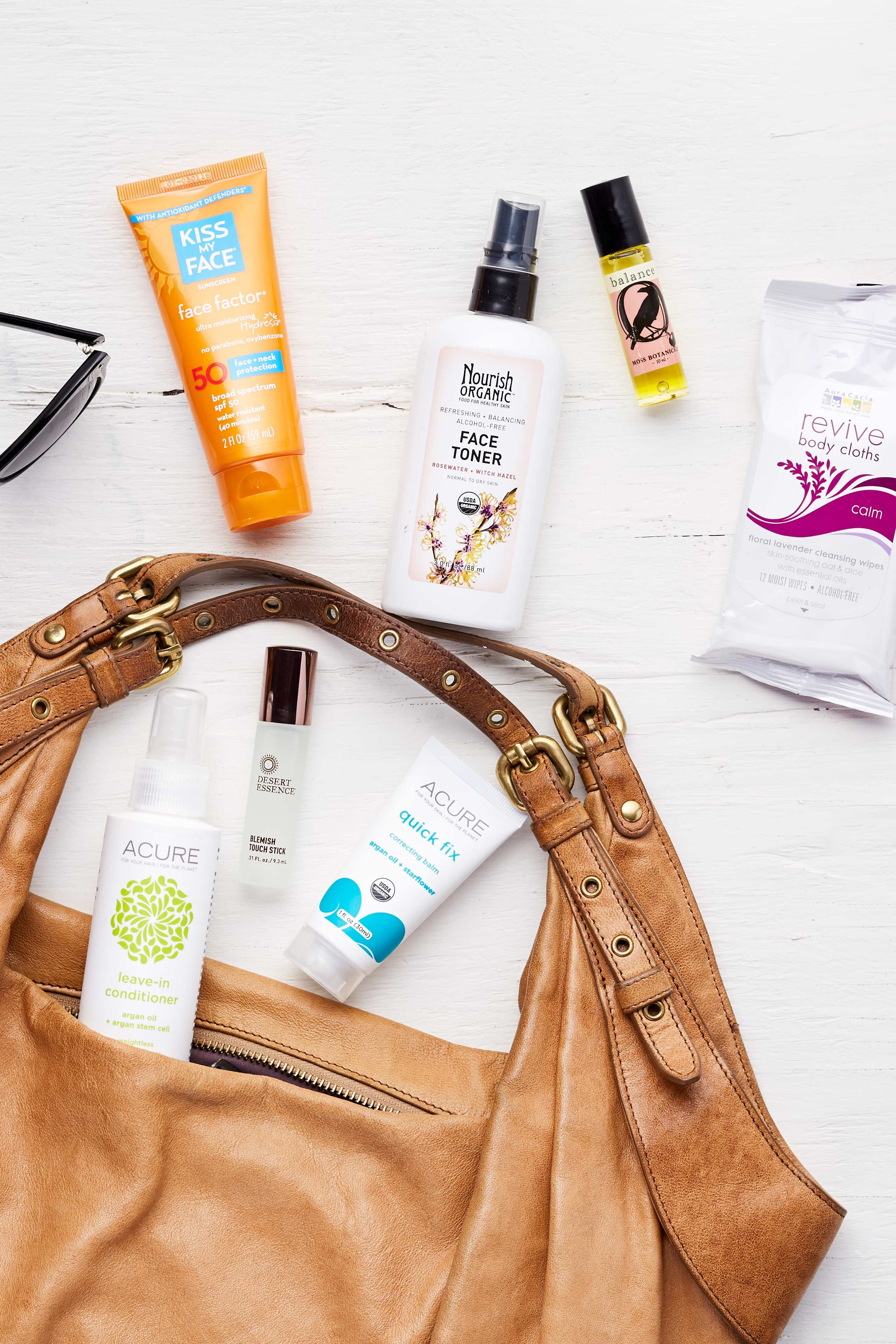 How To Solve On The Go Beauty Emergencies Skin Care Kit Beauty Quotes For Women Pure Products
