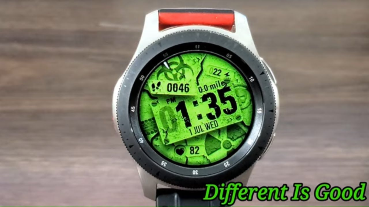 Super Awesome Galaxy Watch 3/Galaxy Watch Active 2 Digital