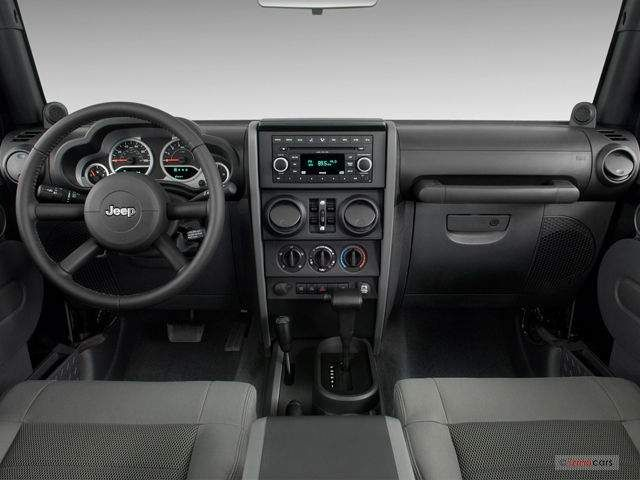 2019 Jeep Wrangler Diesel Pickup Truck Interior Concept Cars Group