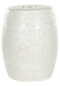 Amazing Safavieh Lotus Ceramic Garden Stool Products For Home Creativecarmelina Interior Chair Design Creativecarmelinacom