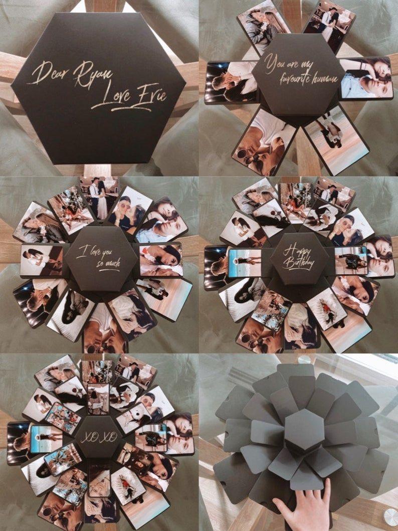 Creative birthday gift for boyfriend husband gift for