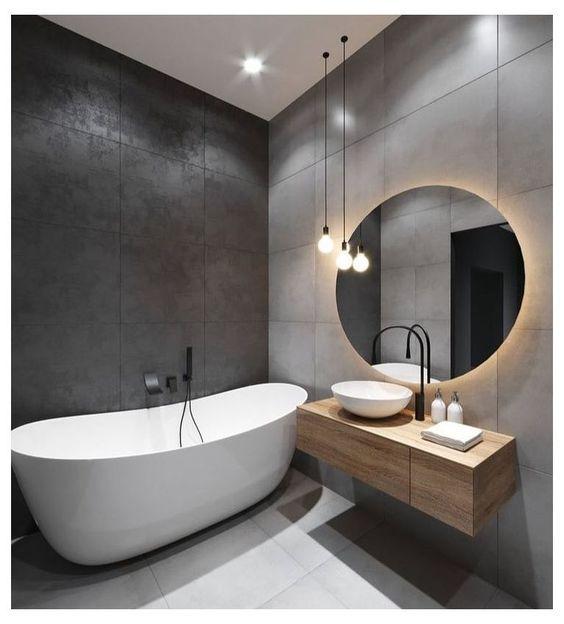 30++ Gris carrelage salle de bain ideas