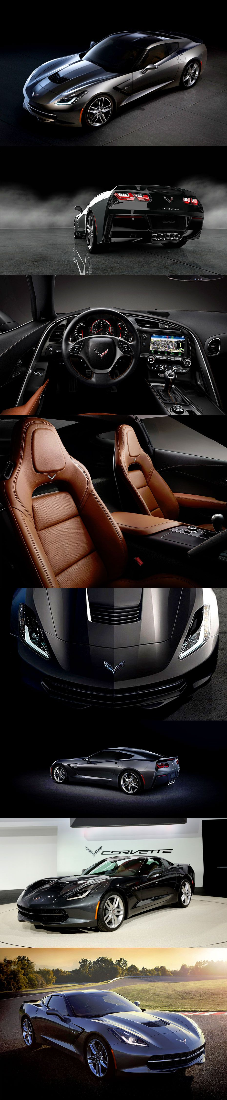 2014 Corvette Stingray. - If you have any images you wish to submit email to tastefulimagesnz@gmail.com